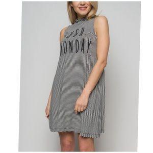 "Dresses & Skirts - ""UGH MONDAY"" Swing Dress"